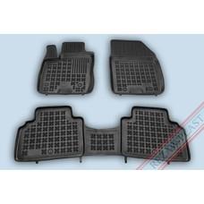 Rezaw Plast Gummi Fußmatten für Ford Tourneo Courier