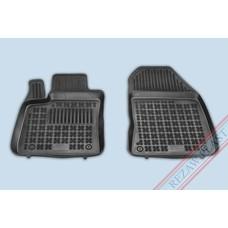 Rezaw Plast Gummi Fußmatten für Ford Transit Courier