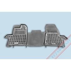 Rezaw Plast Gummi Fußmatten für Ford Transit (2012-) / Tourneo / Custom