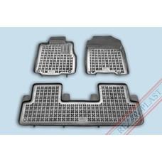 Rezaw Plast Gummi Fußmatten für Honda CRV IV