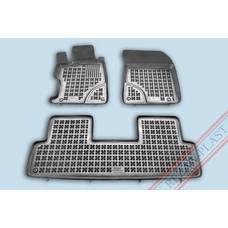 Rezaw Plast Gummi Fußmatten für Honda Civic IX Limousine