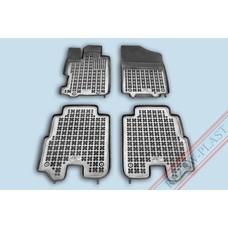 Rezaw Plast Gummi Fußmatten für Honda FRV I