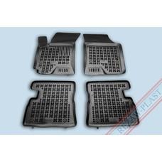 Rezaw Plast Gummi Fußmatten für Hyundai Getz