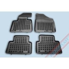 Rezaw Plast Gummi Fußmatten für Hyundai Santa Fe III