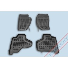 Rezaw Plast Gummi Fußmatten für Jeep Cherokee IV