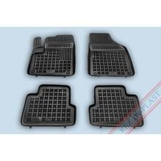 Rezaw Plast Gummi Fußmatten für Jeep Cherokee V