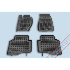 Rezaw Plast Gummi Fußmatten für Jeep Commander