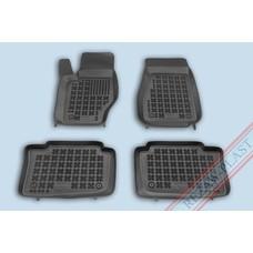 Rezaw Plast Gummi Fußmatten für Jeep Grand Cherokee III