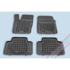 Rezaw Plast Gummi Fußmatten für Jeep Grand Cherokee IV