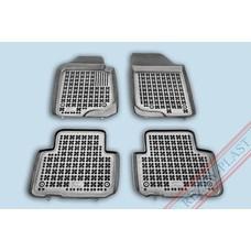 Rezaw Plast Gummi Fußmatten für Kia Carens III