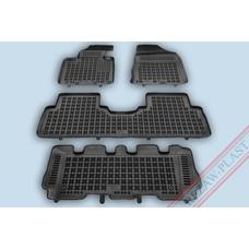 Rezaw Plast Gummi Fußmatten für Kia Sorento III