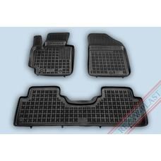Rezaw Plast Gummi Fußmatten für Kia Soul II
