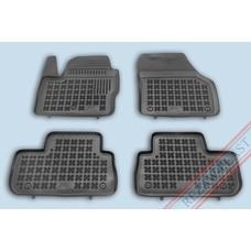 Rezaw Plast Gummi Fußmatten für Land Rover Freelander II