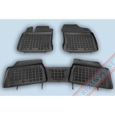 Rezaw Plast Gummi Fußmatten für Lexus CT 200h