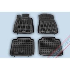 Rezaw Plast Gummi Fußmatten für Lexus GS 250 III