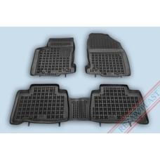 Rezaw Plast Gummi Fußmatten für Lexus NX
