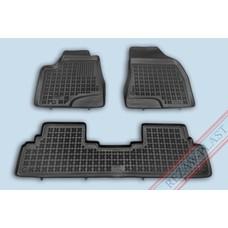 Rezaw Plast Gummi Fußmatten für Lexus RX III