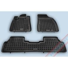 Rezaw Plast Gummi Fußmatten für Lexus RX III FL