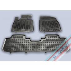 Rezaw Plast Gummi Fußmatten für Lexus RX IV