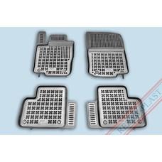 Rezaw Plast Gummi Fußmatten für Mercedes GLE / GLE Coupe / ML W166