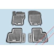 Rezaw Plast Gummi Fußmatten für Mercedes ML W164