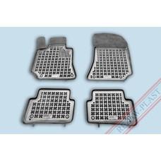 Rezaw Plast Gummi Fußmatten für Mercedes CLS C218