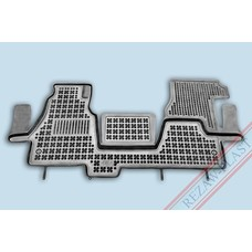 Rezaw Plast Gummi Fußmatten für Mercedes Sprinter I