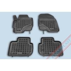 Rezaw Plast Gummi Fußmatten für Mitsubishi Colt 5-türer