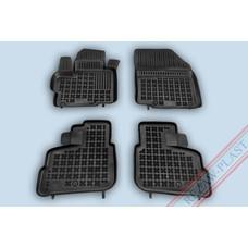 Rezaw Plast Gummi Fußmatten für Mitsubishi Space Star