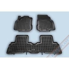 Rezaw Plast Gummi Fußmatten für Nissan Cube