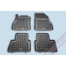 Rezaw Plast Gummi Fußmatten für Nissan Juke