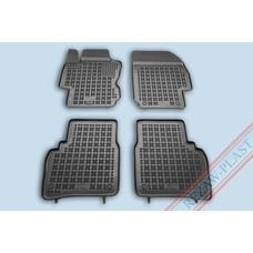 Rezaw Plast Gummi Fußmatten für Nissan Note