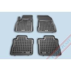 Rezaw Plast Gummi Fußmatten für Nissan Note II