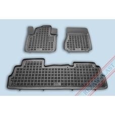 Rezaw Plast Gummi Fußmatten für Nissan NV200