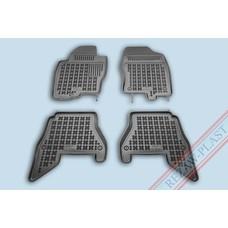 Rezaw Plast Gummi Fußmatten für Nissan Pathfinder