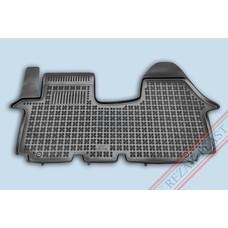 Rezaw Plast Gummi Fußmatten für Opel Vivaro / Renault Trafic II / Nissan Primastar