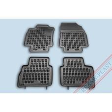 Rezaw Plast Gummi Fußmatten für Nissan Tiida