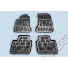 Rezaw Plast Gummi Fußmatten für Opel Omega B