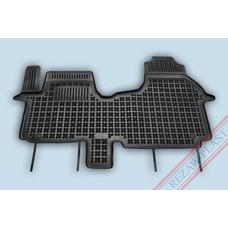 Rezaw Plast Gummi Fußmatten für Opel Vivaro II / Renault Trafic III / Fiat Talento
