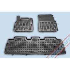 Rezaw Plast Gummi Fußmatten für Renault Espace IV
