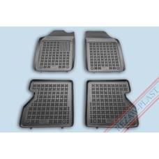 Rezaw Plast Gummi Fußmatten für Renault Zoe