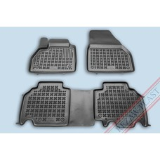 Rezaw Plast Gummi Fußmatten für Renault Kangoo II