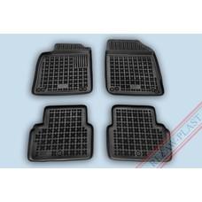 Rezaw Plast Gummi Fußmatten für Saab 9-3