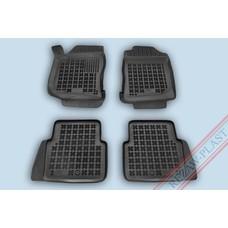 Rezaw Plast Gummi Fußmatten für Saab 9-5 I