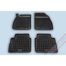 Rezaw Plast Gummi Fußmatten für Saab 9-5 II