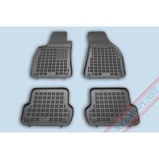 Rezaw Plast Gummi Fußmatten für Seat Exeo