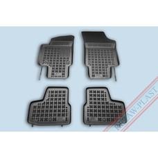 Rezaw Plast Gummi Fußmatten für Volkswagen Up! / Seat Mi / Skoda Citigo