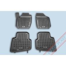 Rezaw Plast Gummi Fußmatten für Skoda Roomster