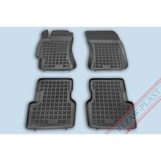 Rezaw Plast Gummi Fußmatten für Subaru Forester II