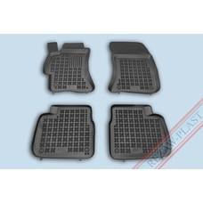 Rezaw Plast Gummi Fußmatten für Subaru Legacy IV